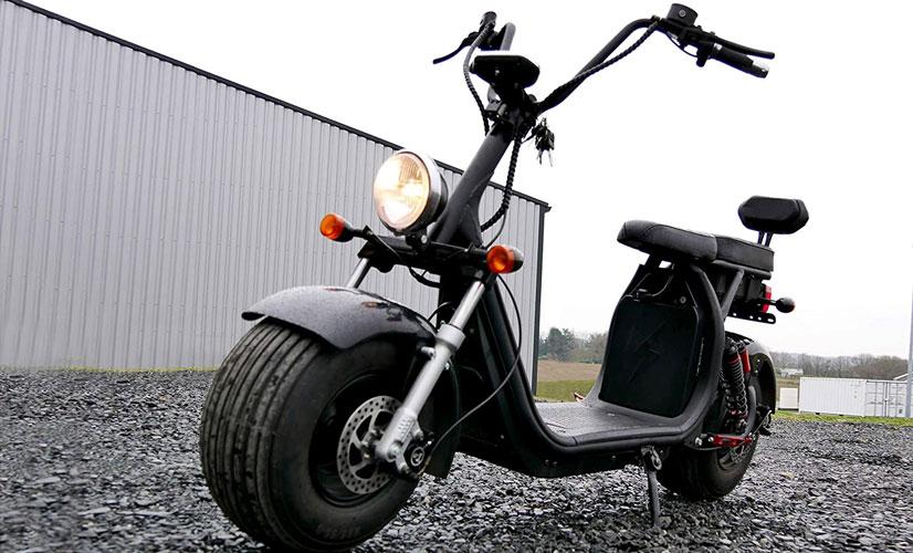 Trottinette électrique grande roue : les meilleurs modèles