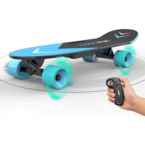 Longboard Electrique SOUTHERN WOLF HB9