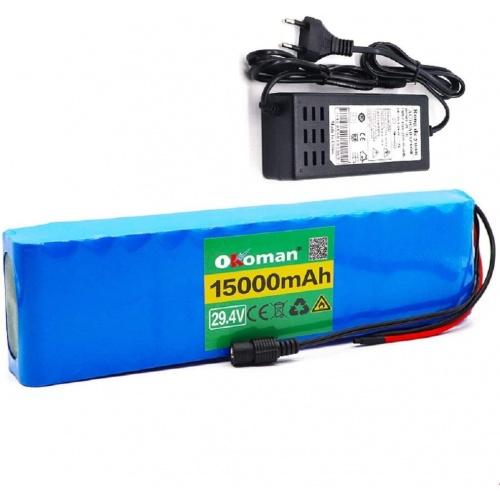 Batterie Vélo Electrique Okoman 24v 15ah